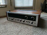 Vintage Pioneer SX-990 Stereo Receiver -- Works -- Read Description!!