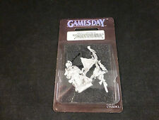 Gamesday 2011 GD11 Limited Edition Metal Skaven Warlord Sealed Blister Pack