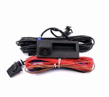 NEW RGB Rear View Camera Kit For Volkswagen Tiguan Golf Jetta MK6 RCD510 RNS315