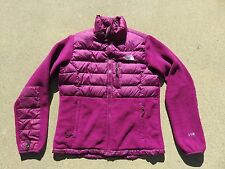 Womens The NORTH FACE Denali Down 550 Polartec Fleece Jacket Sweater Small