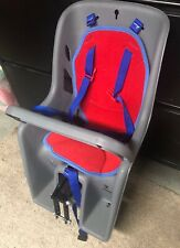 Bicycle Child Carrier Portable Toddler Utility Seat Bike Rear By Bell