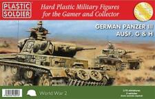 PLASTIC SOLDIER COMPANY 72nd German Panzer III Ausf. G & H