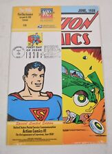 Action Comics First Day Issue June 1938