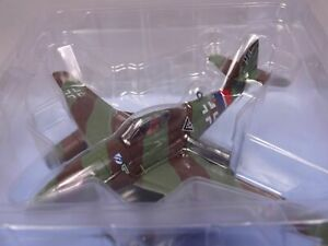 Germany Messerschmitt Me262A-1 1/87 Scale War Aircraft Japan Diecast Display 193