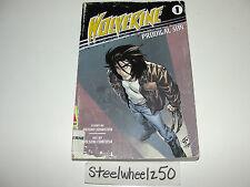 Wolverine Prodigal Son Graphic Novel TPB 2009 Marvel Comics Manga Johnston RARE