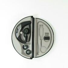 New listing Jabra Stealth Uc Ms Bluetooth Wireless Mono Headset Bte6 w/ Travel Case