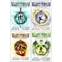 Magisterium Series Collection 4 Books Set Pack By Cassandra Clare,Holly Black