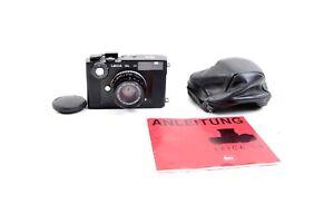 Leica CL (mit Leica Summicron-C 40mm 1:2)