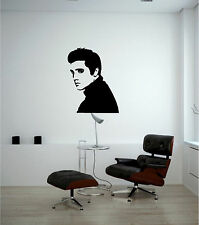 Elvis Silhouette Wall Sticker Wall Art Decor Vinyl Decal Wall Mural 23x30
