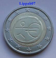 Portugal 2 euro 10 jaar EMU 2009 UNC