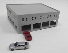 HO scale Building 1:100 model train Logistics Centre Garage Factory Engine shed