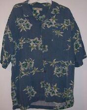 TOMMY BAHAMA 100%Silk Hawaiian XL very nice conition
