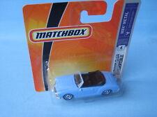 Matchbox VW Volkswagon Karmann Ghia Convertible Pale Blue Toy Model Car 70mm