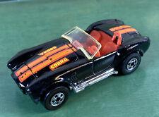 Hot Wheels Shelby Cobra Black Loose Car (1982) Mattel 043