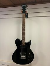 Washburn WI -14 Black electric guitar. brand new.