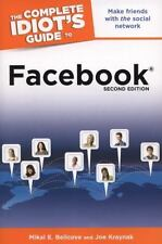 The Complete Idiot's Guide to Facebook, 2nd Edition-ExLibrary