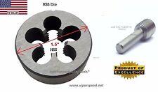 Lighthouse Quality Tools - 9/16-24RH HSS Die + Thread alignment tool x7.62