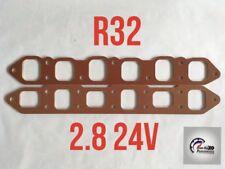 Phenolic Spacer Kit - Reduce Intake Temps! VR6 3.2 24V R32 BHE, BFH,BML