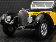 Bugatti Built 1930s Exotic Car Sport 12 Vintage Classic 1 24 Concept 18 Model