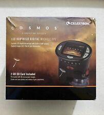 Celestron 44312 COSMOS 3MP LCD Handheld Digital Microscope