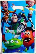 TOY STORY WOODY BUZZ JESSIE PARTY LOOT LOLLY BAGS PARTY SUPPLIES - PACK OF 10