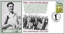 1948 INVINCIBLES 60th ANNIV CRICKET COVER, KEITH MILLER
