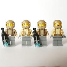 Lego® Star Wars™ Figuren 4x Resistance Rebel Trooper sw696 sw698 sw697 neuwertig