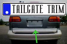 Toyota SIENNA 1998 - 2003 Chrome Tailgate Trunk Trim Molding