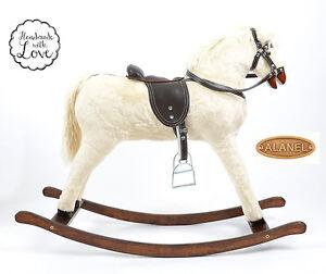 * Schaukelpferd Schaukeltier Schaukelspielzeug Rocking Horse cheval à bascule!-