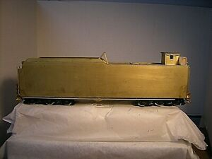 """""""O"""" Scale Two Rail Brass US Hobbies /KTM PRR M-1A Tender Only"""