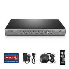 24CH 720P HD Video Recording CCTV HDMI DVR NVR Recorder Home Surveillance System