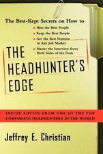 NEW - The Headhunter's Edge by Christian, Jeffrey E.