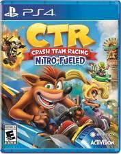 Crash Team Racing Nitro-Fueled Standard Edition - PlayStation 4
