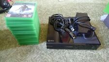 GOOD CONDITION BLACK XBOX ONE 500GB CONSOLE + 18 GAMES