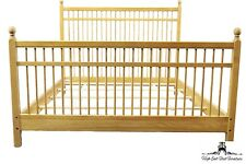 vermont tubbs solid wood mission style queen size bed