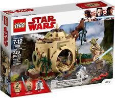 LEGO Star Wars - 75208 Yoda's Hut / Yodas Hütte m. R2-D2 Luke Skywalker Neu OVP