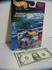 Hot Wheels Motorcycle  Scorchin' Scooter Deluxe - Nascar - Power Team #60 - 1999