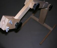 """Needlework System 4 Scroll Frame for Stitching Stand Large 24 /"""" to 40/"""" spread"""