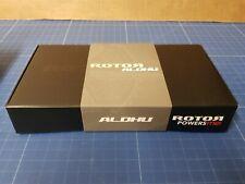 Rotor Aldhu Kurbelarme schwarz/matt - Kurbelarmlänge 172,5mm