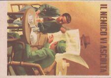 Cartolina Militare Propaganda - Il Nemico vi Ascolta - Non Viaggiata