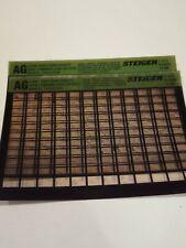 Steiger Lion 1000 Powershift Tractor Parts Catalog Manual Fiche Microfiche