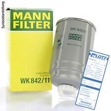 Mann-Filter Filtro de combustible spritfilter enviarlos WK 1080/7 X