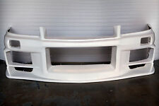 NISSAN SKYLINE R34 GT-T DO-LUCK FRONT BUMPER SPOILER FOR GTT RB25 COUPE / 4 DOOR