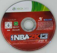 NBA 2K13 xbox 360 PAL - Disc Only