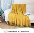 50x60%22Warm+Blanket+Lightweight+Throw+Blanket+for+Couch+Decorative+Blanket%2CYellow