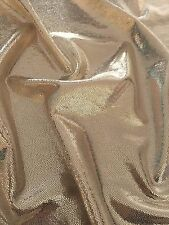Hologram Rainbow Foil Silk Touch Stretch Holographic Lycra Spandex Fabric