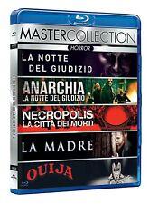 Horror Collection [5x Blu-ray] NEU DEUTSCH The Purge 1 2 Katakomben Mama Ouija