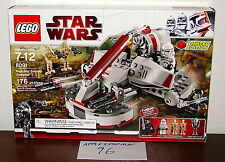 NEW SEALED LEGO 8091 STAR WARS REPUBLIC SWAMP SPEEDER ATTACK OF THE CLONES