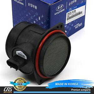 ⭐GENUINE Mass Air Flow Sensor for Hyundai Kia 2.7L 3.3L 3.5L 3.8L OEM 281643C100