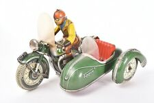 Toy Ancien. Sidecar Tco - Tipp &co , Allemagne. Circa 1958